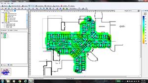 RF Heatmaps